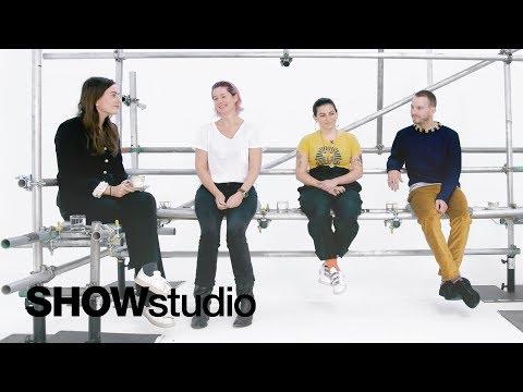 Versus Versace - Spring / Summer 2018 Panel Discussion