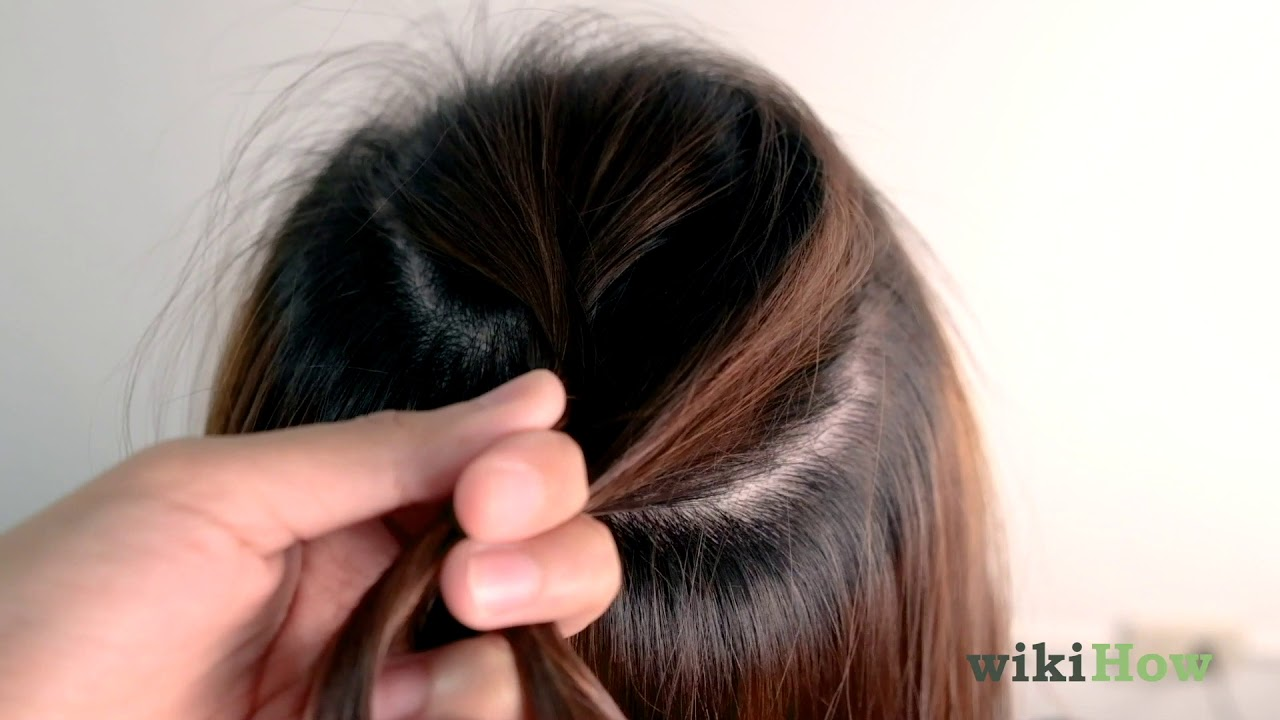 How to French Braid: 14 Steps (with Pictures) - wikiHow