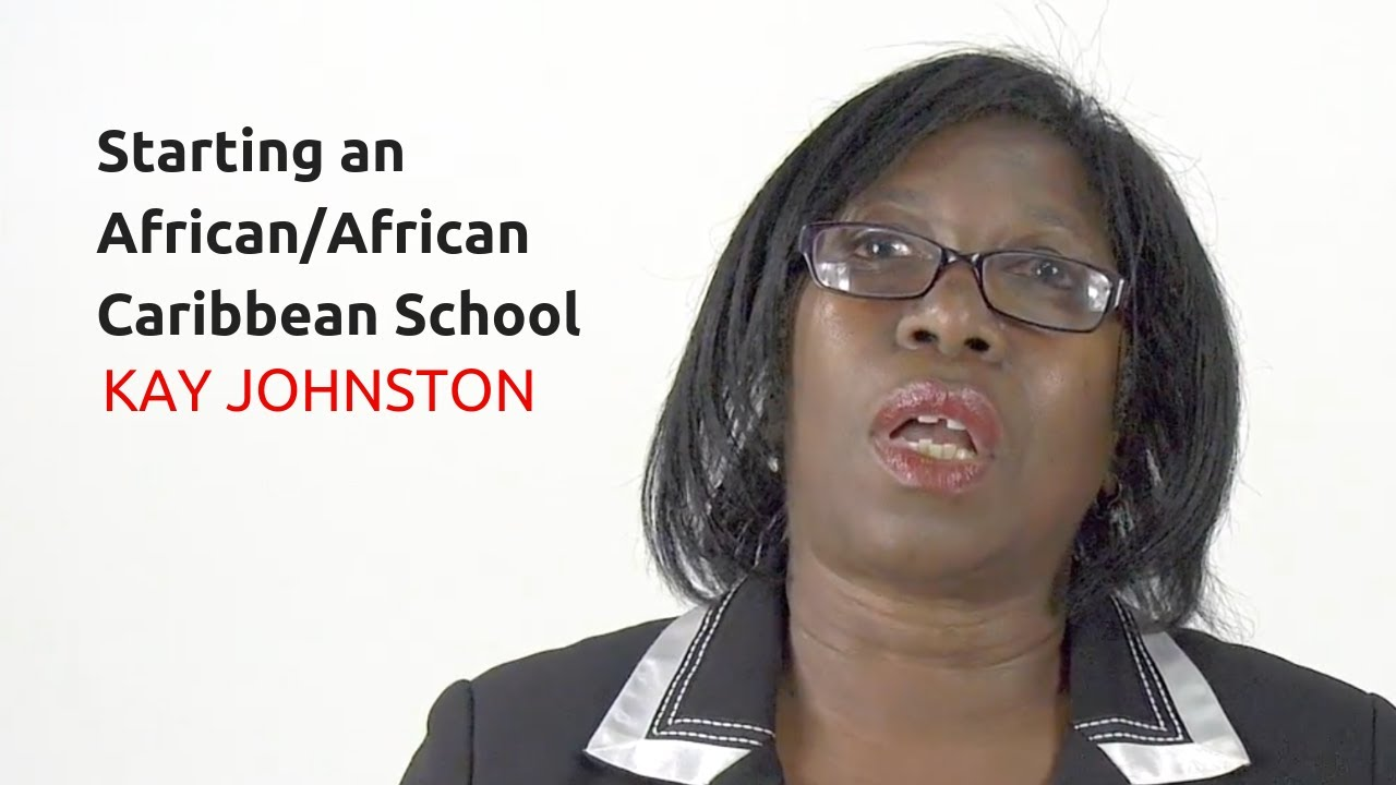 Starting an African/African Caribbean And African American School