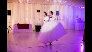 Свадебный танец Анна и Андрей БИ-2 Молитва