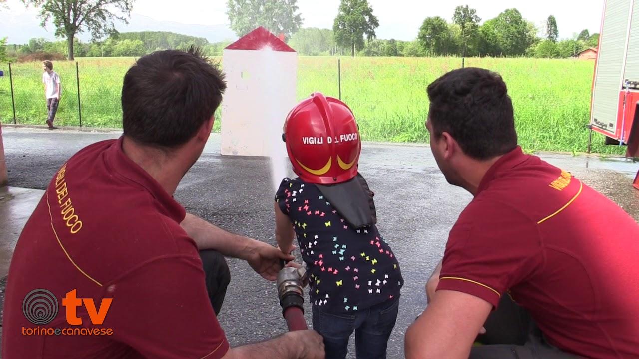 La Pompieropoli 2018 dei Vigili del Fuoco di San Maurizio Canavese