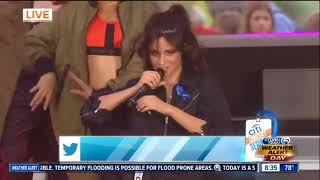 Camila Cabello - Havana (Live on TODAY Show)
