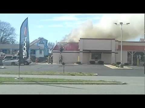 LAM Buffet Siler City NC Burning Pt. 3