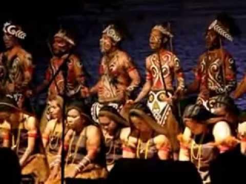 Lagu Papua Mambo Simbo by Iyakoko Patea