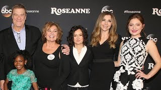 ABC Confirms 'The Conners' Sitcom WITHOUT Roseanne