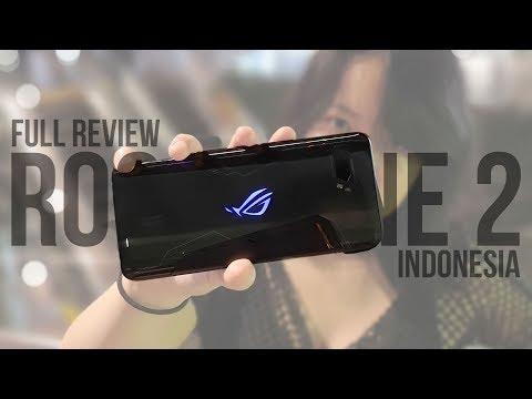 Full Review ASUS ROG Phone 2 Indonesia   Inilah Smartphone Gaming yang Punya Fitur Lengkap!
