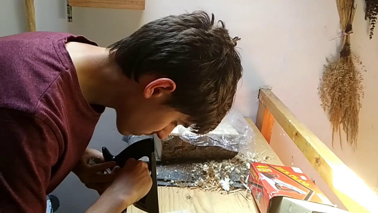 Regulando un cepillo de carpintero youtube - Cepillo de carpintero ...