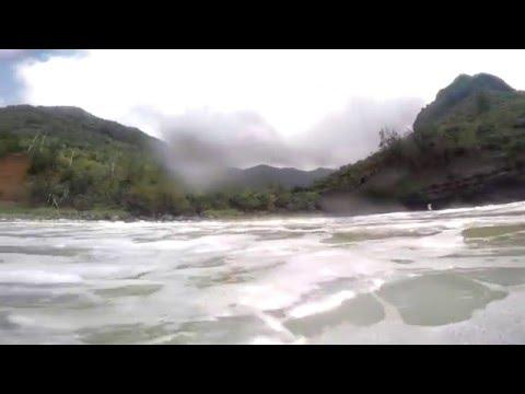 Swimming At The Deadliest Beach In The World - Hanakapiai Beach