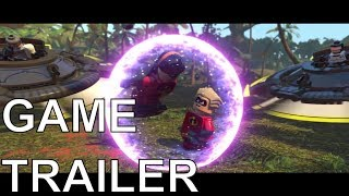 LEGO The Incredibles Family Gameplay Trailer ||HD|| Official Game Trailers