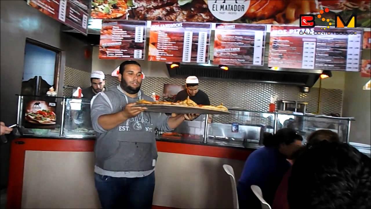 Journu00e9e Mega Pizza Par Bsm Call Center Youtube