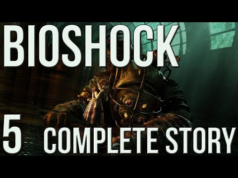 Bioshock 2 The Complete Story #5