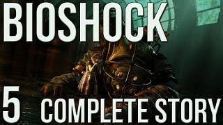 Bioshock 2 The Complete Story