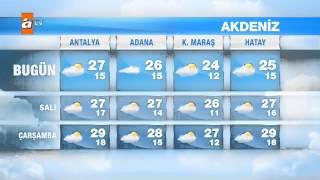 Hava Durumu (4-6 Mayıs) - atv