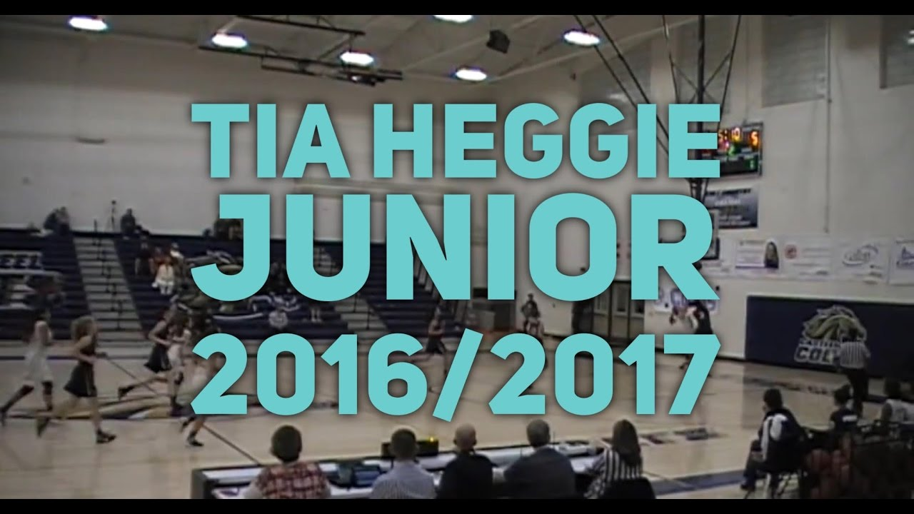 tia heggie 2017 high school basketball highlights junior year tia heggie 2017 high school basketball highlights junior year 5 8 135 lbs guard