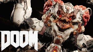"DOOM Final Boss Defeated & Ending! Gameplay Walkthrough ""Doom 4"""