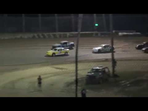 Moler Raceway Park | 8/24/18 | Ike Moler Memorial | The DRC Compacts | Feature