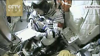 Shenzhou-11 launch: Astronauts conduct final safety checks