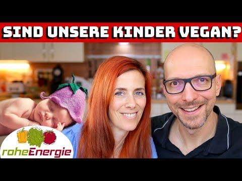 Sind unsere Kinder auch vegan?