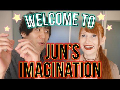 Jun explains English idioms he's never heard before