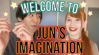Jun explains English idioms he's never heard before. In our next la...