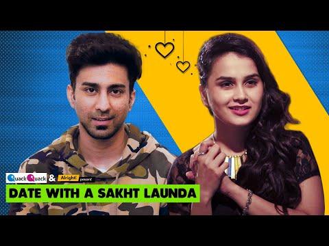 Alright! Date With A Sakht Launda ft. Anushka Sharma & Ambrish Verma