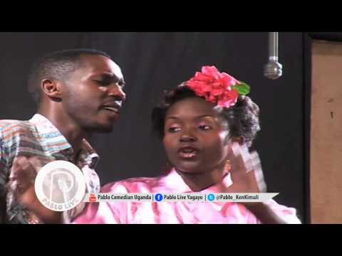Pablo Live show ft comedians Klint Da Drunk, Anne Kansiime, Napoleon, Phil and Cape brothers