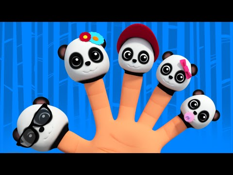 baby-bao-panda-finger-family-|-baby-songs-for-childrens-and-kids