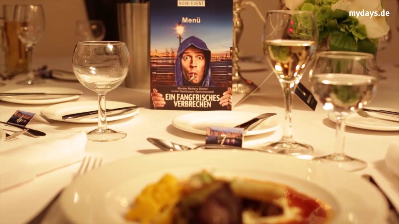 Krimi Dinner Hamburg
