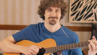 How to make your open chords sound more BLUEGRASS