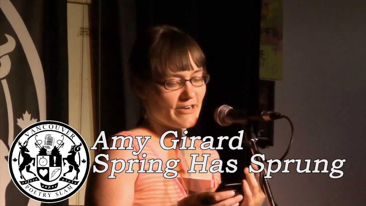 Amy Girard Spring Has Sprung