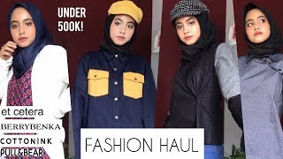 FASHION HAUL (INDONESIA) + TRY ON 🛍💃🏼