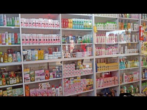Unilever & Pasion Cosmetics Storage Display imitation Retail shop