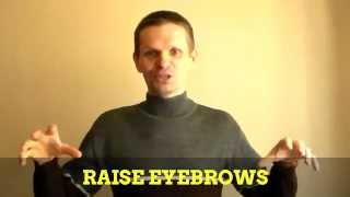 "Идиома ""raise eyebrows"""