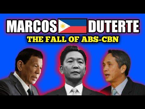 MGA DAHILAN KUNG BAKIT IPINASARA NI PANGULONG MARCOS AT DUTERTE ANG ABS-CBN