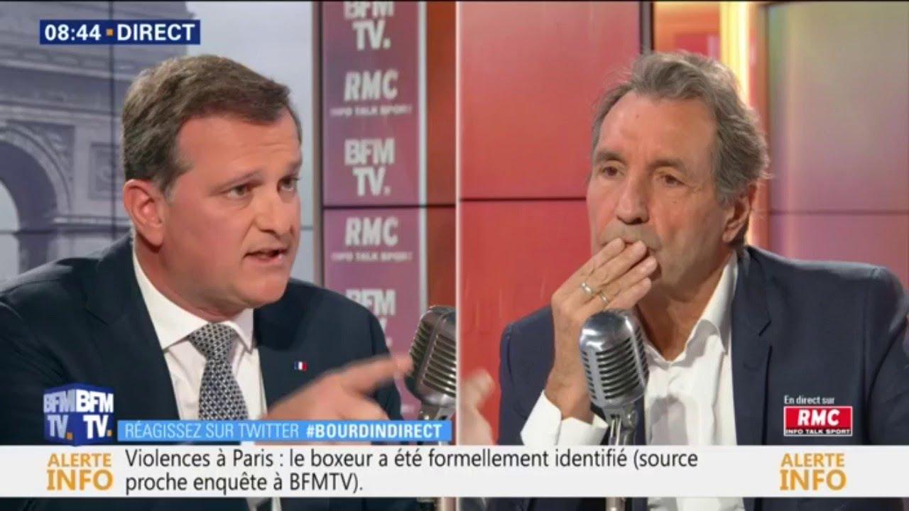 """Aliot tacle Castaner: """" S'il est incompétent, il faut le changer!"""""""