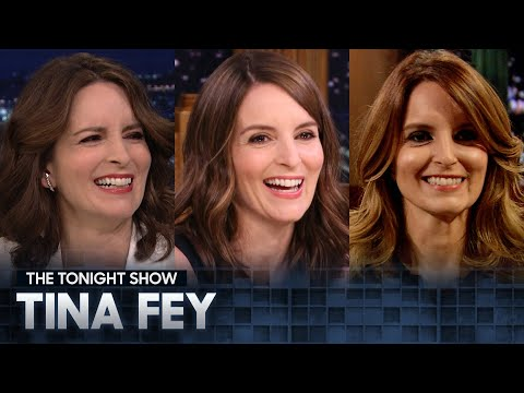 The Best of Tina Fey on The Tonight Show