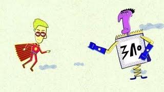 Везуха! - Супер Cупер Cупер мальчик (Серия 9) Мультфильм для детей и взрослых