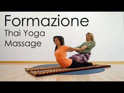 Corso di Formazione Thai Yoga Massage