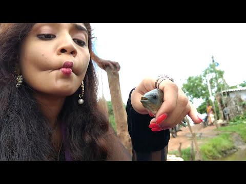 Hiroine Bindu barbi, Shooting Making, Buety Village, Pls Subscribe & Tuch Bell Symbol