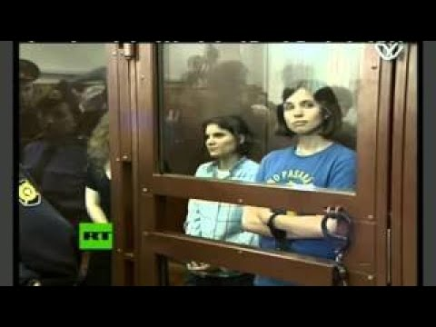 latest movie Pussy Riot verdict video of announcement Moscow court latest movie
