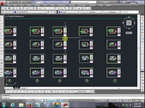 how to open a dwg file