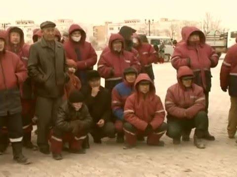 Трагедия в Жанаозене 16.12.2011  Запрещен к показу в Казахстане