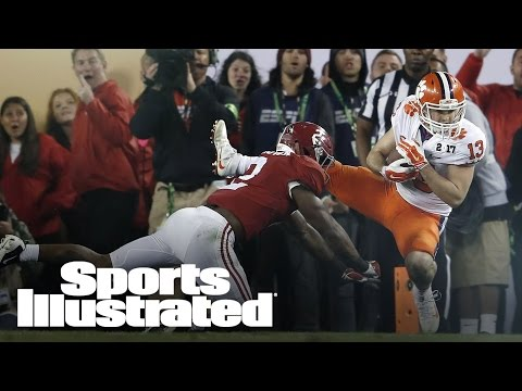 Inside The Controversial Play That Won Clemson A National Championship | Sports Illustrated