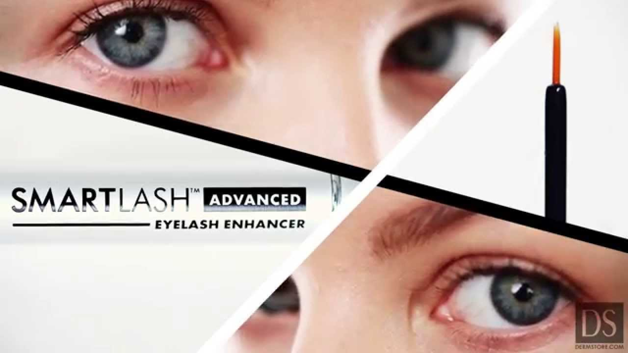 Sexier Lashes With Smartlash Youtube