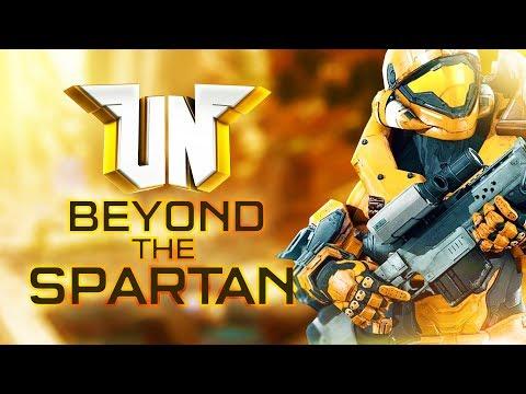 Beyond The Spartan - UberNick