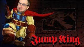 РЫЦАРЬ ТЁМНОГО СТОЛА ► Jump King