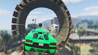ULTIMATE LOOP DA LOOP (GTA 5 Funny Moments)