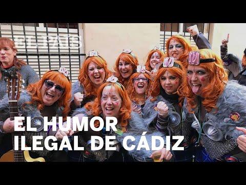 Carnaval de Cádiz | Las chirigotas callejeras ilegales |Cultura