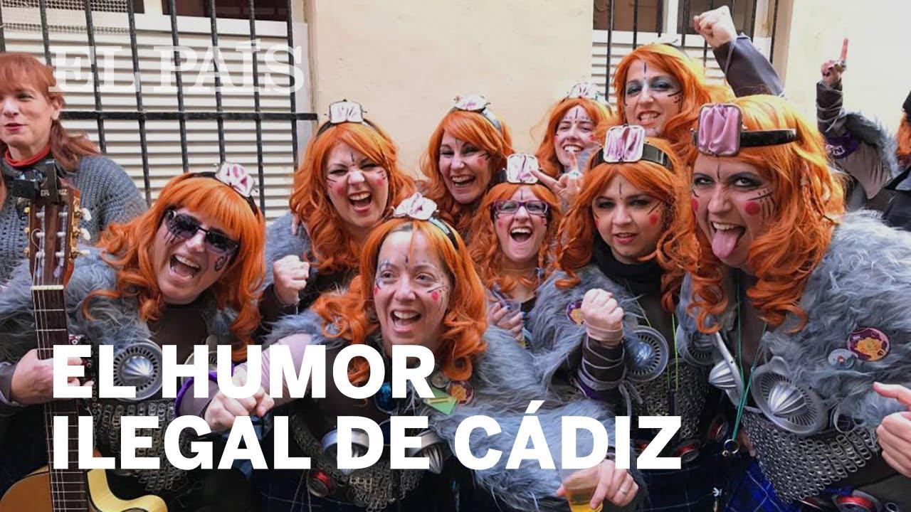 Carnaval De Cádiz Las Chirigotas Callejeras Ilegales Cultura Youtube