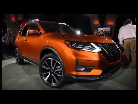 Nissan Rogue  X Trail 2017 модельного года